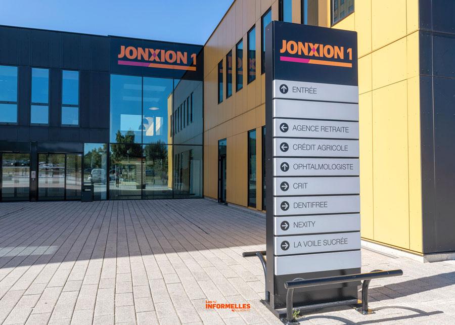 New office in Franche Comté